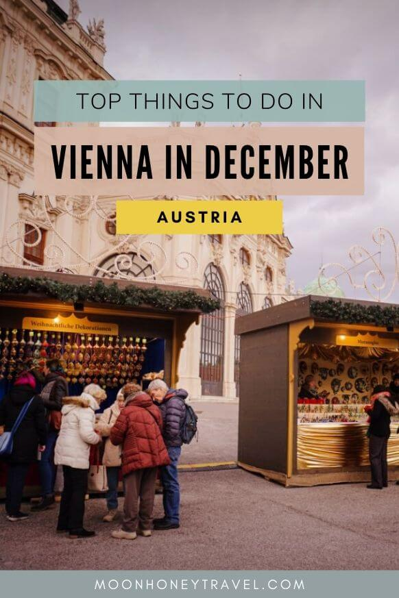 Top Things to Do in Vienna in December, Austria